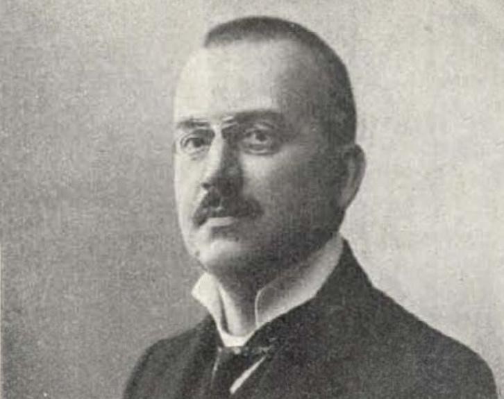 Juhász Andor arcképe (Erdélyi Mór, 1915)