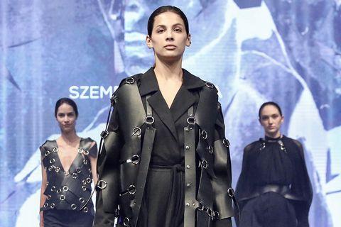 Bőrhulladékból is készülhet divatos ruha: a Syoss Fashion Show-n a fenntarthatóság is számított