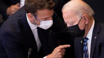 Megbékélt Párizs? Visszatér a francia nagykövet Washingtonba