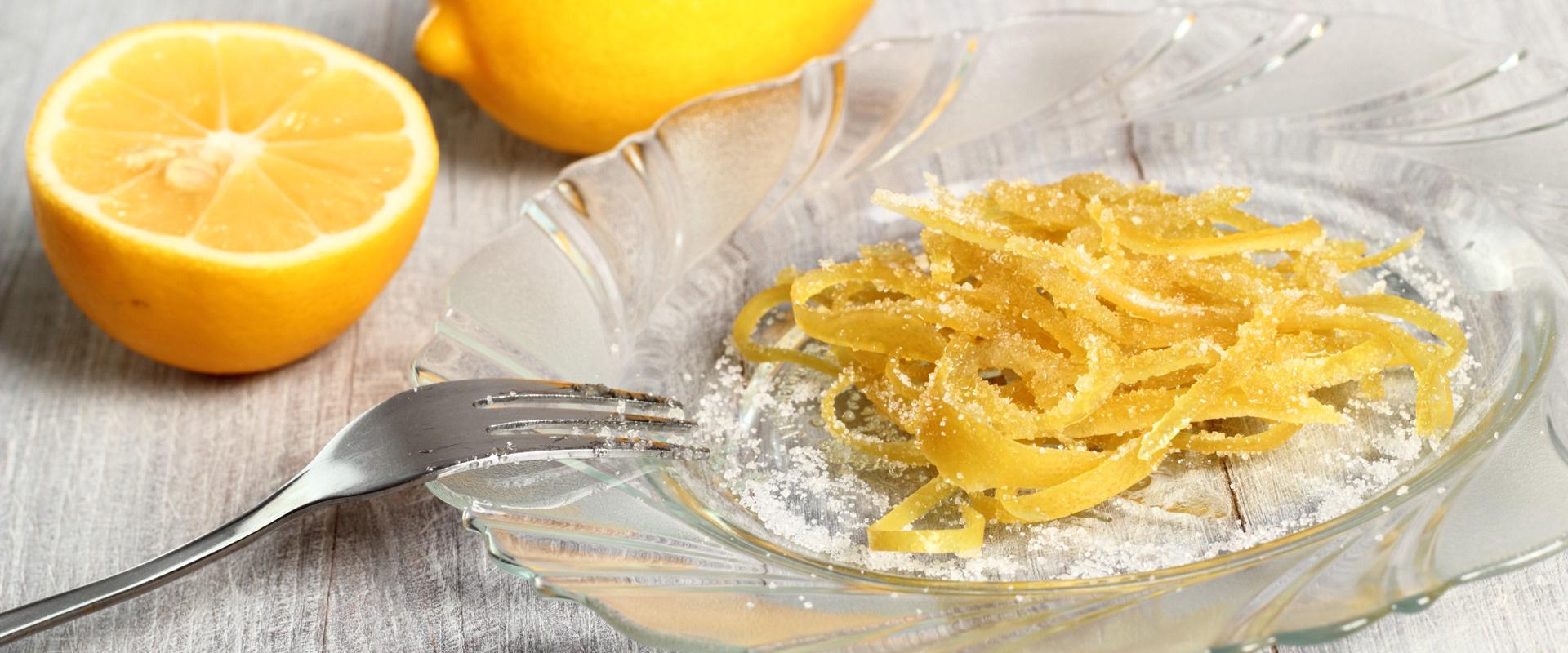citromtartósítás
