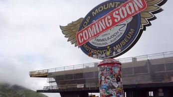 Hamarosan újranyit a januárban leégett motormúzeum