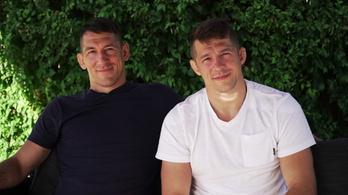 Gyerekeik adnak erőt a Lőrincz testvéreknek
