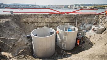 BKK: tiszta vizet öntünk a Dunába