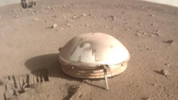Rengéseket érzékeltek a Marson