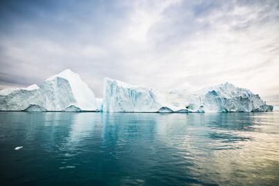 északi-sark-jég