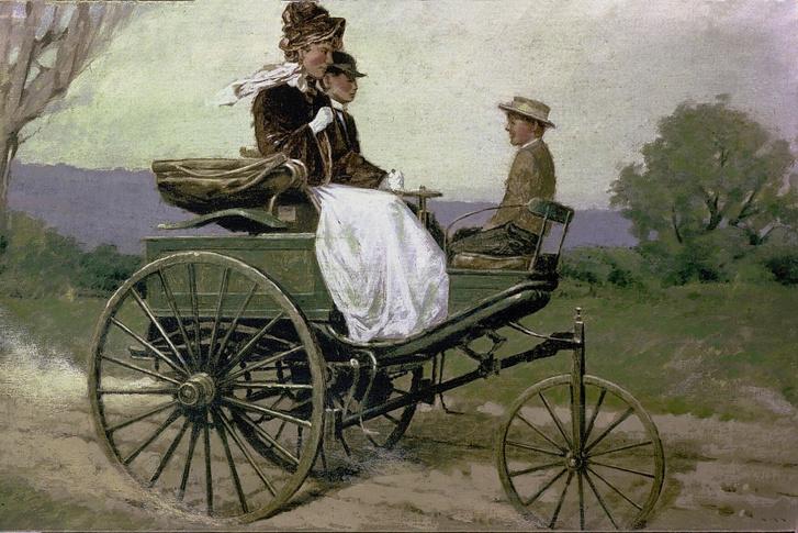 Bertha Benz nevezetes 1888-as világelső autótúráján még patikában tankolt benzint. Németországban 1909-ben nyílt meg az első benzinkút. Nálunk 1924-ben