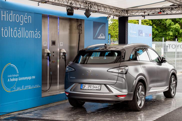 Több autógyártó bízik a hidrogénhajtás jövőjében. A tőke még ingadozik