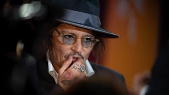 Johnny Depp: Elég egy mondat, és kihúzzák alólad a szőnyeget