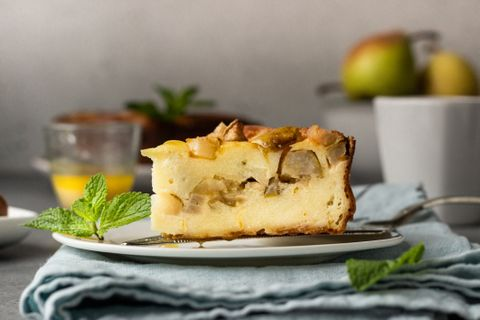 Omlós mascarponés, körtés pite: ezekkel az arányokkal tökéletes a tészta