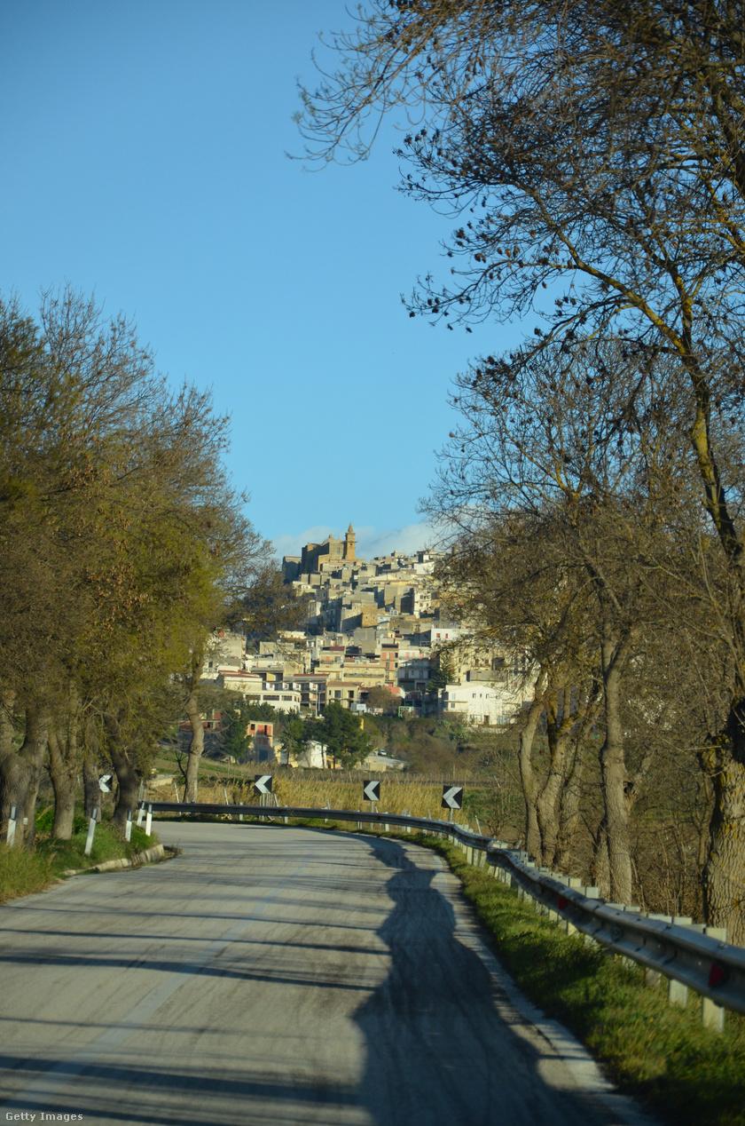Sambuca, Szicília.