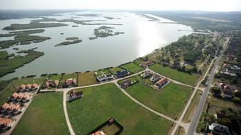 A Velencei-tó vízpótlására készül a Vízügyi Igazgatóság
