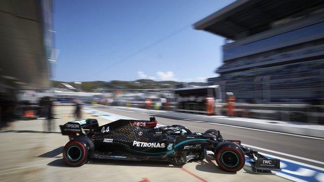 F1: Szabályt változtattak Hamilton tavalyi hibája után