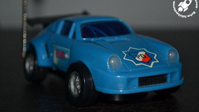 Bolygókerekes Porsche kisautók
