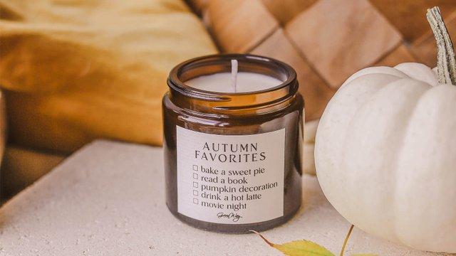 Szeretnéd, ha őszi illatokban pompázna az otthonod?