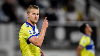 Százmillió euróért szerződtetné a Chelsea a Juventus védőjét