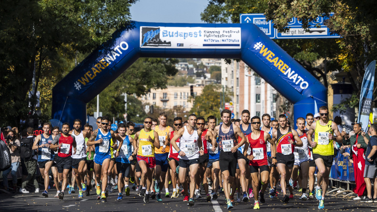 Futóverseny miatt lezárják az I. kerületet vasárnap