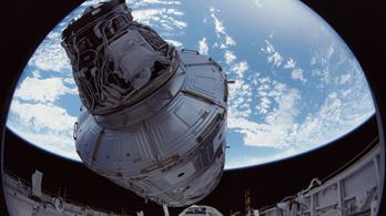 Magánűrállomást bérelne a NASA