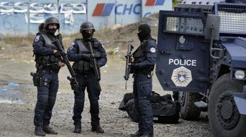 Bekeményítenek a szerbek, pattanásig feszült a helyzet a koszovói határon