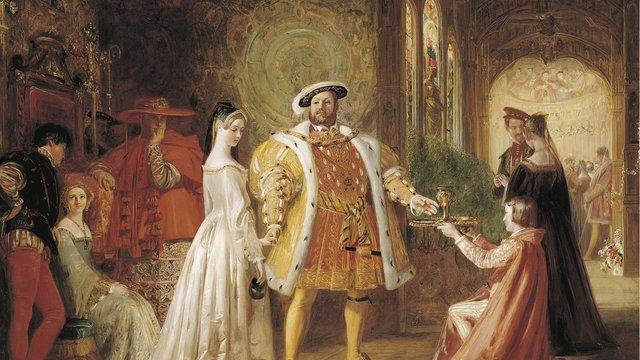 Az első kivégzett angol királyné - Boleyn Anna