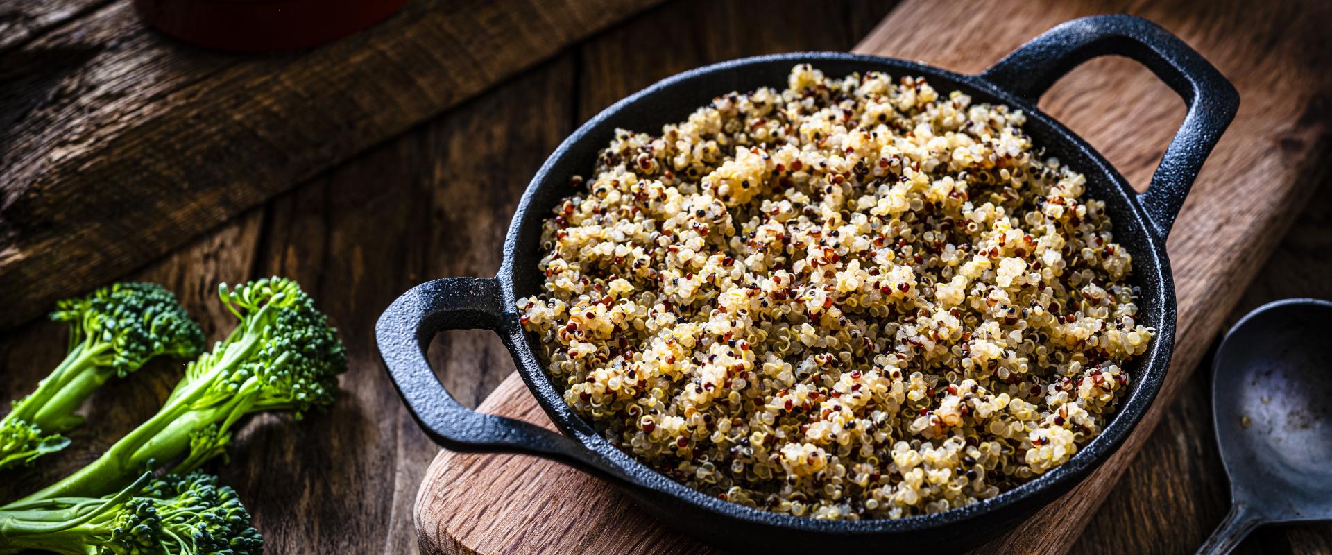 quinoa cover