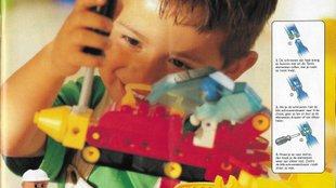 1996-as holland Lego katalógus