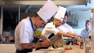 Bocuse d'Or tréning – felkészülés a legnagyobb presztízsű szakácsversenyre