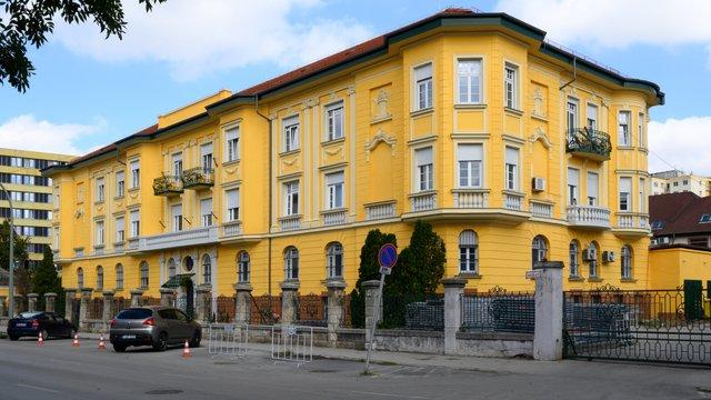 Megújult az egykori Szabó-palota