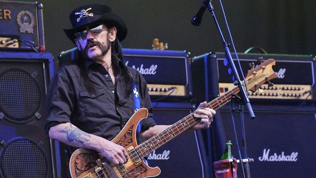 Lemmy kedvenc basszusgitárosai