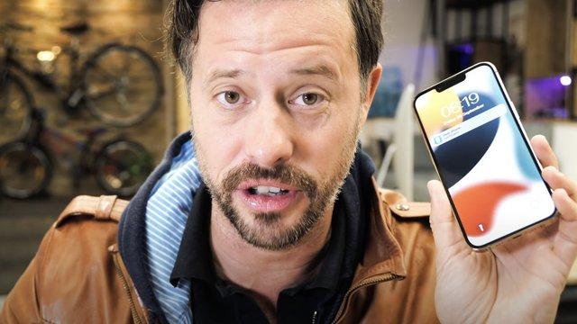 Magyarósi Csaba véleménye az iPhone 13-ról