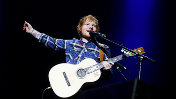 Gyászol Ed Sheeran