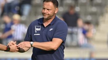 Nagy zakót kapott a Hertha Dárdai 200. tétmeccsén