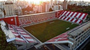 Argentína leghíresebb stadionjai - Estadio J. Luis Hirschi