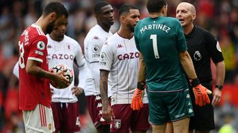 A Villa-kapus magánszáma kikészítette Bruno Fernandest