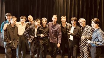 Tarol a BTS és a Coldplay kombója, kikerültek a stúdiófelvételek