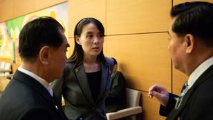 Megszólalt Kim Dzsongun húga, több tiszteletet vár