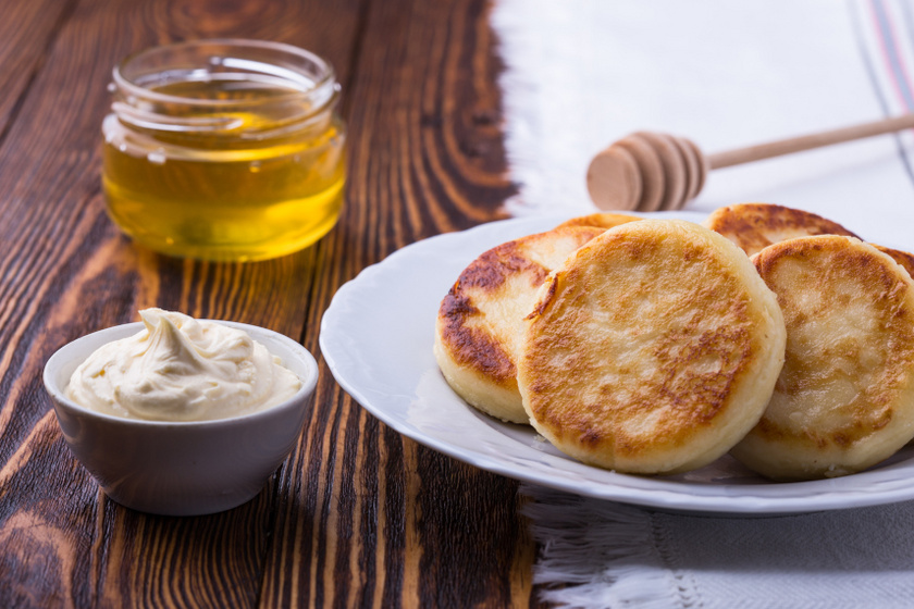 cottage cheese palacsinta recept ok