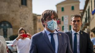 Elhagyhatja Olaszországot a volt katalán elnök
