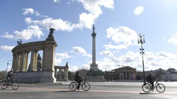 Rendőrök felvonulása és futóverseny nehezíti a közlekedést a fővárosban