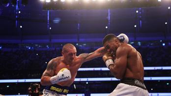 Uszik bravúrja vetekszik Buster Douglas Tyson elleni KO-jával