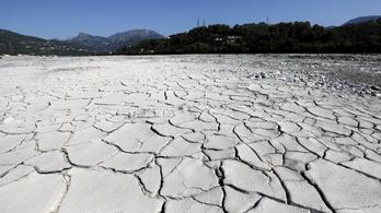Évezredek óta nem látott szárazság leselkedik Európára