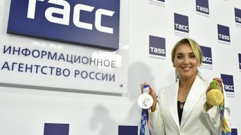 Előkerültek az olimpiai bajnok ellopott érmei