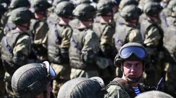 A különleges orosz kommandót új hadszíntéren vethetik be