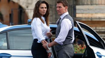 Már nincs együtt Tom Cruise és Hayley Atwell
