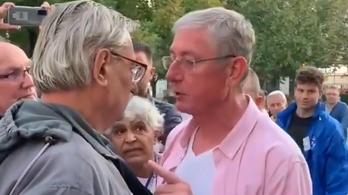 Gyurcsány Ferenc kikelt magából, ledorongolt valakit egy fórumon