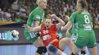 A Győr tíz góllal nyerte a BL-csoportrangadót