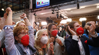 Exit poll: nyerhettek a szociáldemokraták, baloldali kancellárja lehet Németországnak