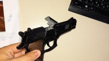 Gyerekek raboltak ki gyerekeket egy játék pisztollyal a Gellért-hegyen