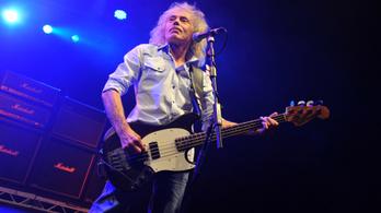 Meghalt Alan Lancaster, a Status Quo alapító basszusgitárosa