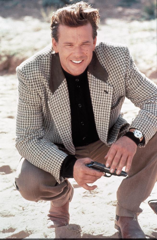Mickey Rourke igazán Az étkezde (1982) és a 9 és 1/2 hét (1986) című filmekkel tett szert hírnévre