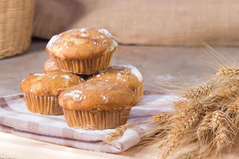 banános túrós muffin recept ok